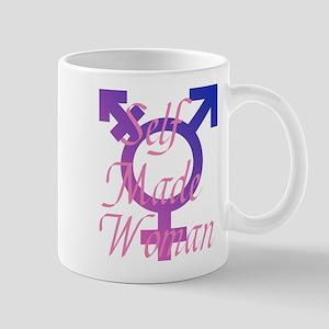 Self-Made Woman Mugs