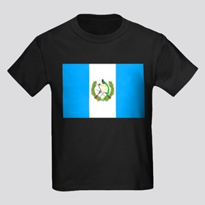 Guatemala Kids Dark T-Shirt