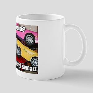 reallybigcat Mugs