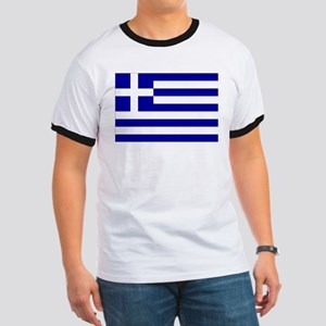 Greece Ringer T