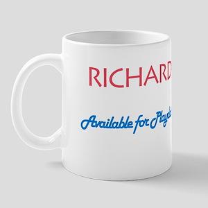 Richard - Available for Playd Mug