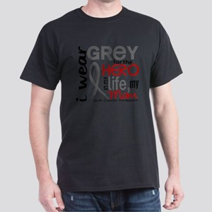 Hero in Life 2 Brain Cancer T-Shirt