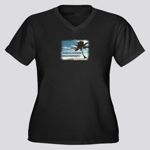 retirement2 Plus Size T-Shirt