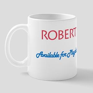 Robert - Available for Playda Mug