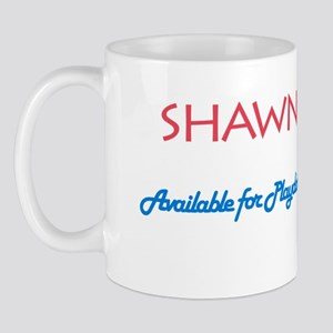 Shawn - Available for Playdat Mug