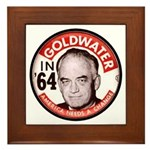 Goldwater-2 Framed Tile