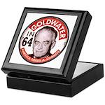 Goldwater-2 Keepsake Box