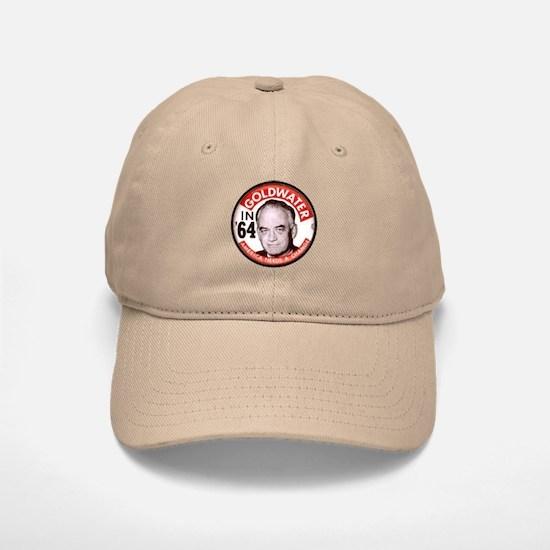 Goldwater-2 Baseball Baseball Cap