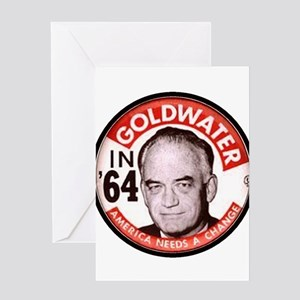 Goldwater-2 Greeting Card