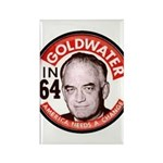 Goldwater-2 Rectangle Magnet (100 pack)