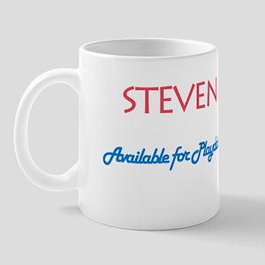 Steven - Available for Playda Mug