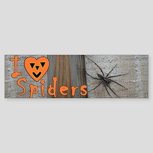 Helaine's Spider Bumper Sticker