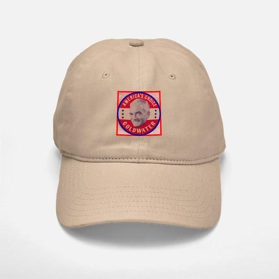 Goldwater-1 Baseball Baseball Cap