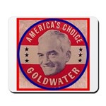 Goldwater-1 Mousepad