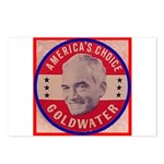 Goldwater-1 Postcards (Package of 8)