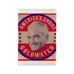 Goldwater-1 Rectangle Magnet (100 pack)