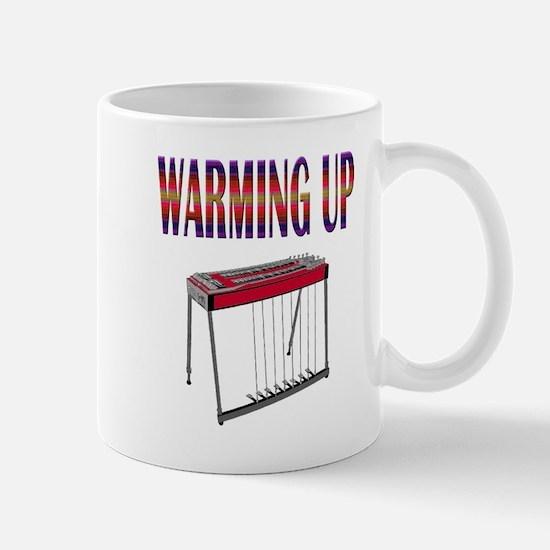 Warming Up! Mugs