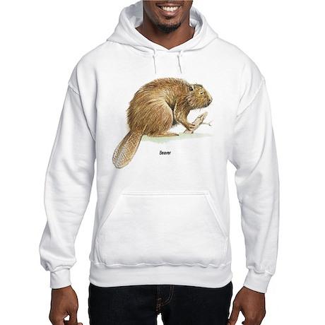 Beaver Hooded Sweatshirt