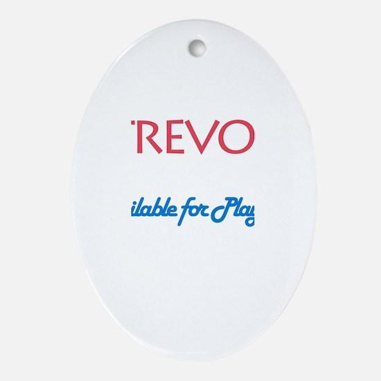 Trevor - Available for Playda Oval Ornament