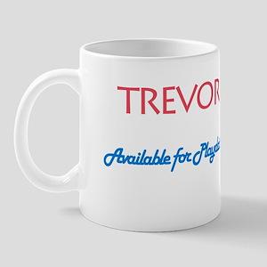 Trevor - Available for Playda Mug