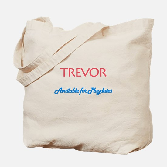 Trevor - Available for Playda Tote Bag