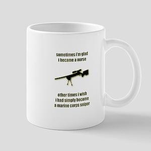 Nursing Sniper Mug