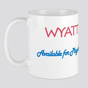 Wyatt - Available for Playdat Mug