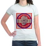 Goldwater-1 Jr. Ringer T-Shirt