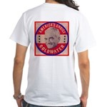 Goldwater-1 White T-Shirt
