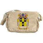 Simonato Messenger Bag