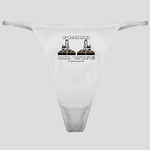 Proud Oil Wife Classic Thong