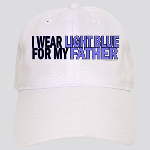 I Wear Light Blue For My Father 5 Cap
