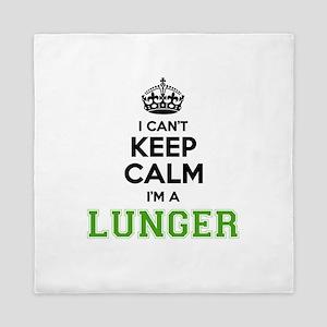 LUNGER I cant keeep calm Queen Duvet