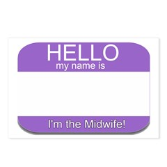 Midwives Postcards (Package of 8)