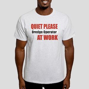 Dredge Operator Work Women's Dark T-Shirt