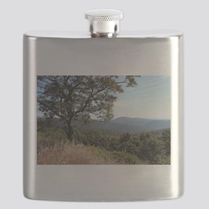 Skyline Drive View Flask