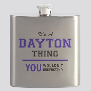 It's DAYTON thing, you wouldn't understand Flask