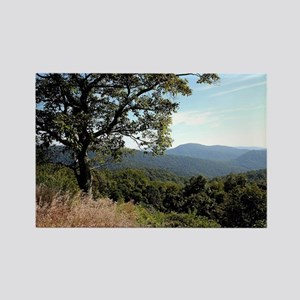 Skyline Drive View Magnets