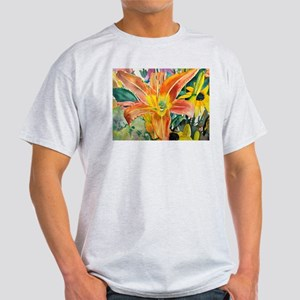Tiger Lily Original Watercolor T-Shirt