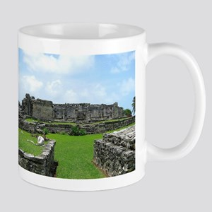 Ruins of Tulum Mugs