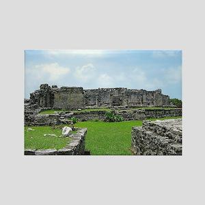 Ruins of Tulum Magnets