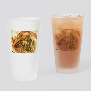 Korean jap chae Drinking Glass
