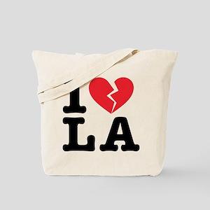 I Hate L.A. Tote Bag