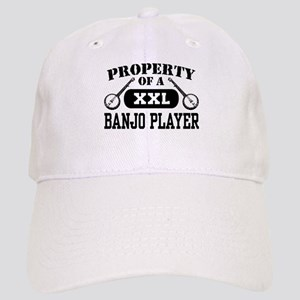 Property of a Banjo Player Cap