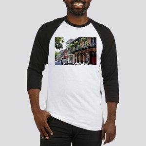 French Quarter Street Baseball Jersey