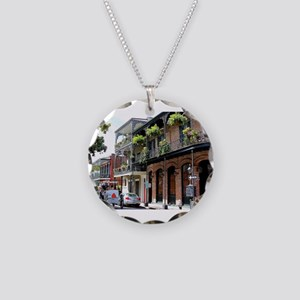 French Quarter Street Necklace