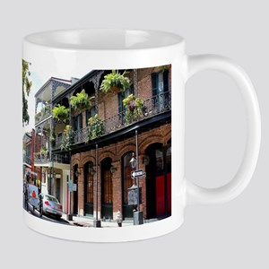 French Quarter Street Mugs