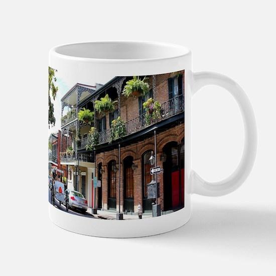 French Quarter Street Mugs