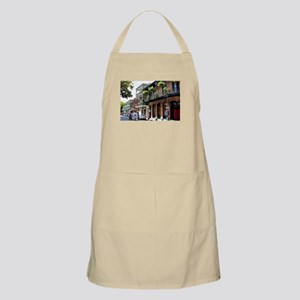 French Quarter Street Apron