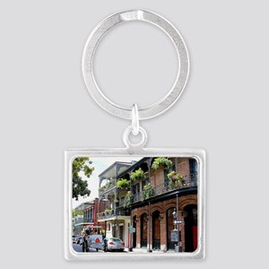 French Quarter Street Keychains